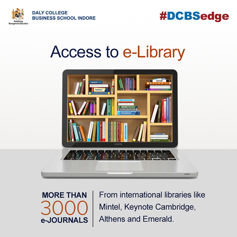 Access to E-Library